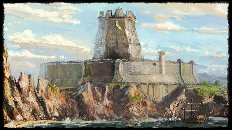 ¿Quiénes fueron los que dirigieron el asedio a Bastión de las Tormentas durante la rebelión?