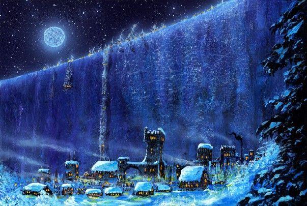 ¿Cuántas fortalezas hay construidas en el muro, ya estén habitadas o deshabitadas?