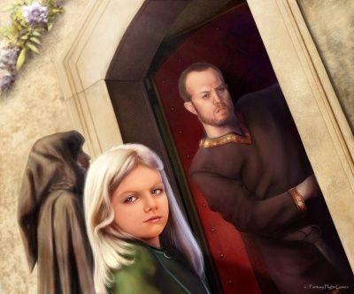 ¿Dónde se encontraba la casa de la puerta roja que Daenerys recuerda como uno de los lugares donde fue más feliz?
