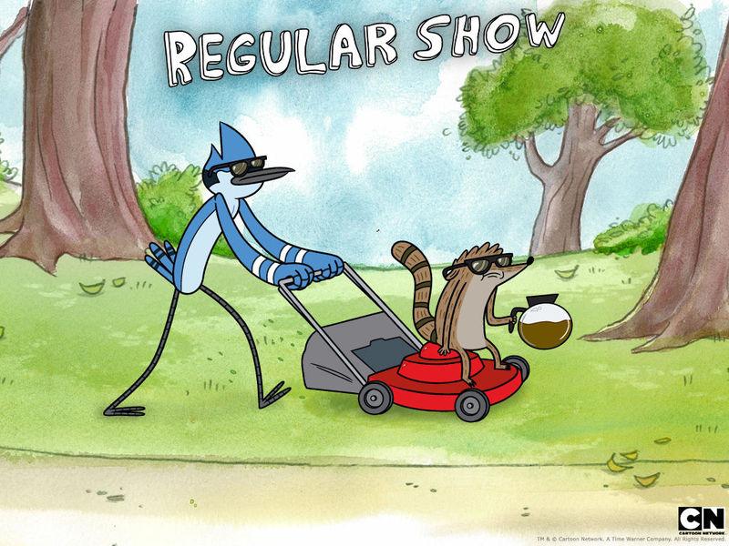 17494 - ¿Cuánto sabes de A Regular Show?