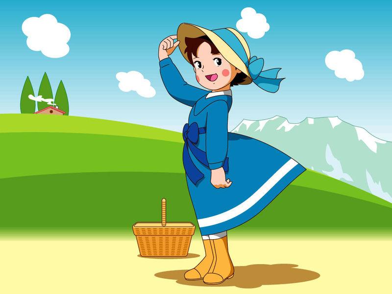 Después de pasar un buen tiempo en Alemania, ¿por qué motivo le permiten a Heidi volver a su casa en las montañas?