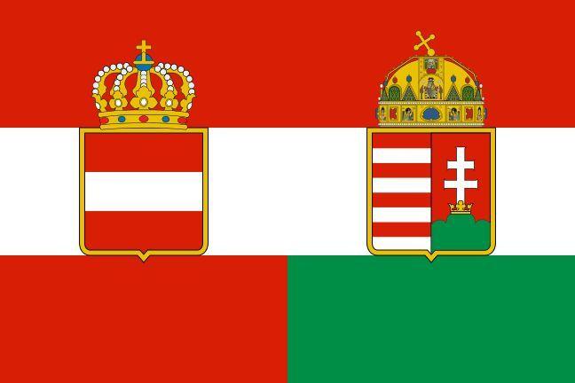 Esta bandera es muy sencilla, qué imperio pertenecía esta bandera