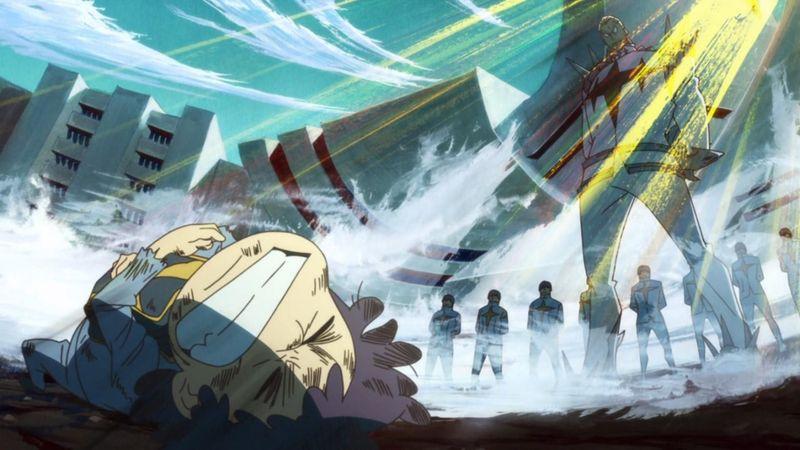 ¿De cuántas estrellas es el uniforme Goku que roba un estudiante en el primer episodio?