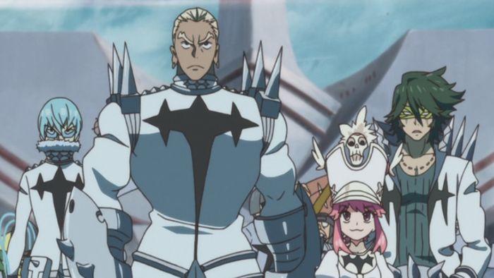 ¿Quién de los Cuatro de Élite conoció antes a Satsuki Kiryuin?