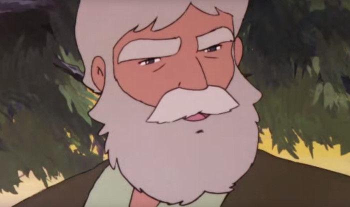 ¿Cómo se llama el abuelo de Heidi también conocido como