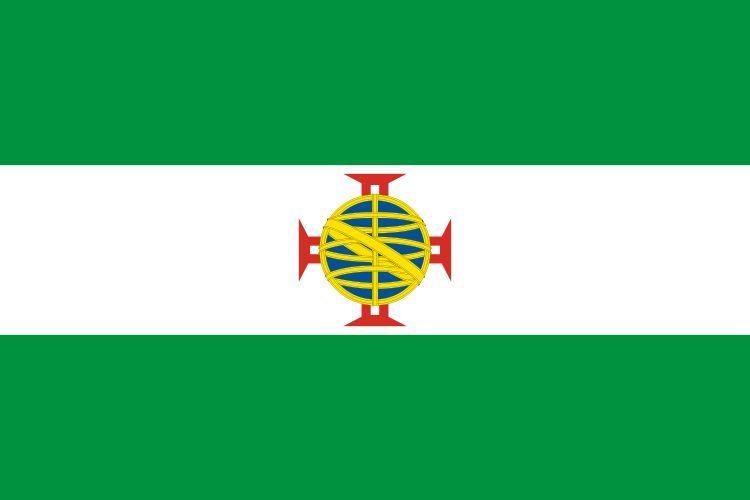 Viajamos hacia el sur, es una antigua provincia ¿Sabes qué provincia pertenecía esa bandera?