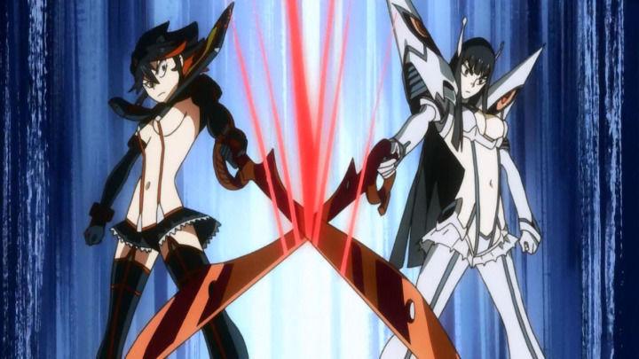 ¿Qué relación existe entre Ryuko y Satsuki?