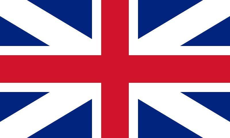 Llegamos a Norteamérica, ¿Cuántos paises usaban esa bandera?