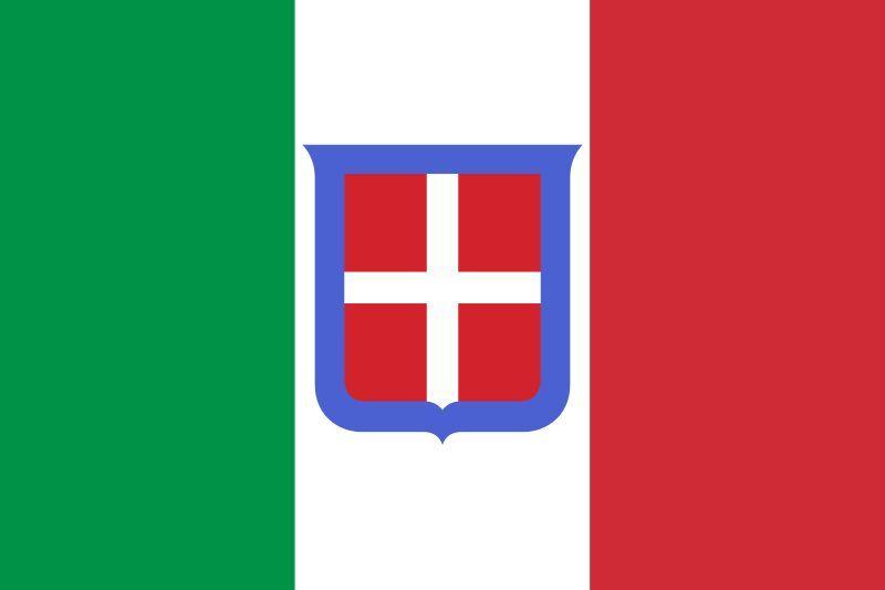LLegamos a África, la pregunta es muy sencilla, ¿Que territorios usaban esta bandera?