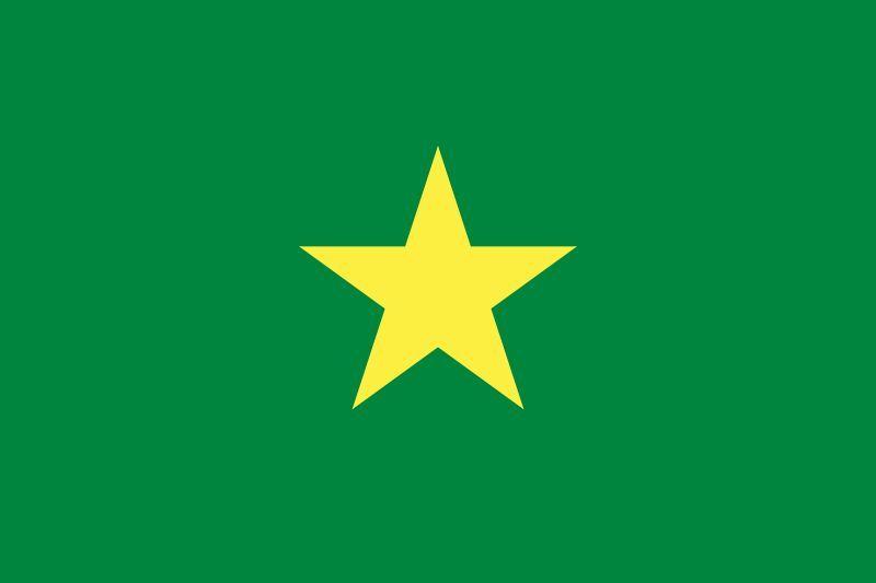 Esta es muy dificil, ¿Sabes qué pais utilizó esa bandera?