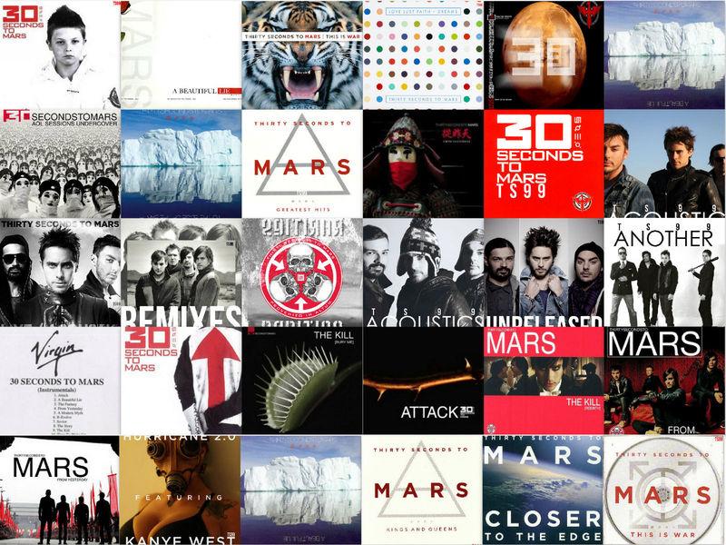 Entre todos los discos que sacaron, ¿cuál de estos es el más reciente?
