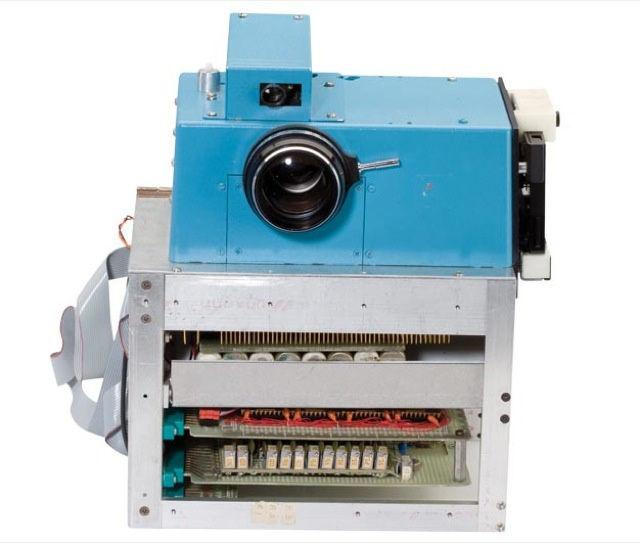 ¿Cuántos megapíxeles tenía la primera cámara digital del mundo?