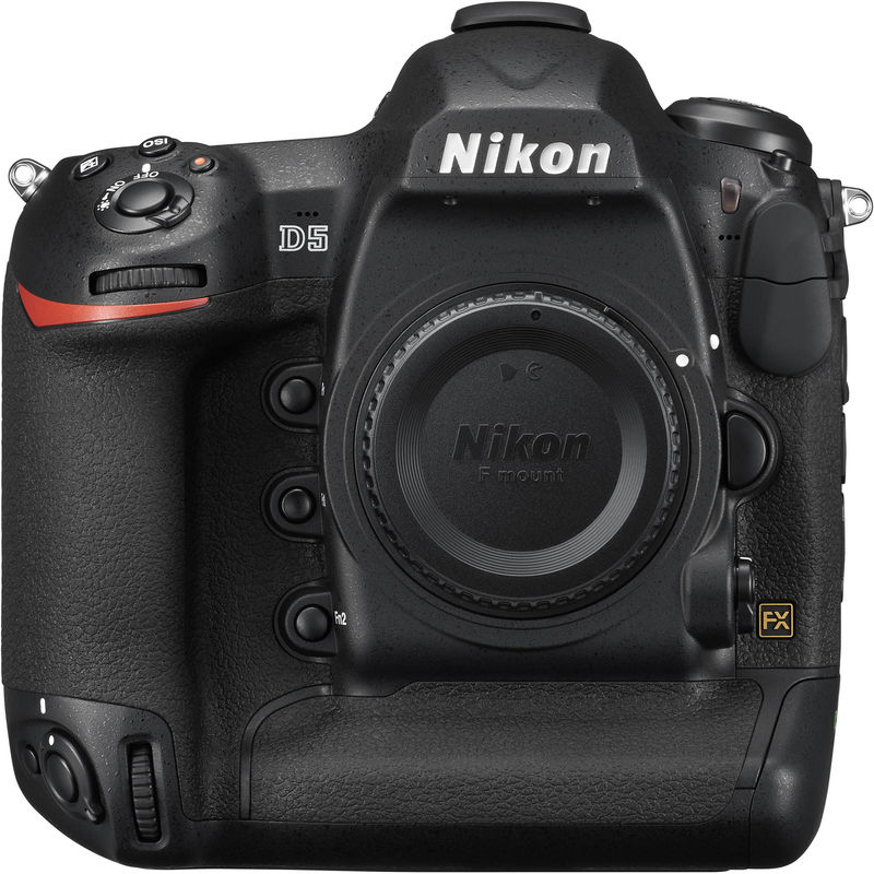 La nueva Nikon D5 puede...