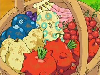 Tu pokemon se alimenta de...