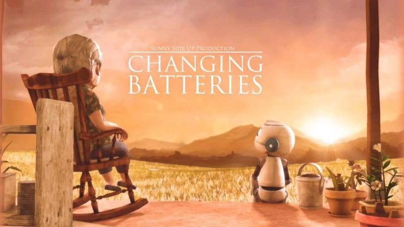 Escribe en Youtube: Changing Batteries