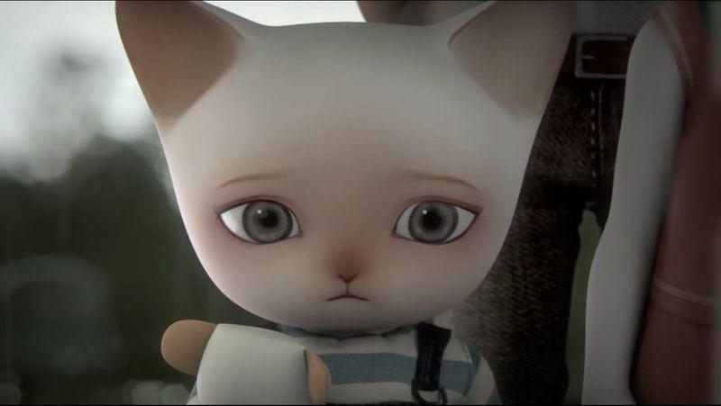 Escribe en YouTube: Tres Pequeños Gatitos Trois Petits Chats