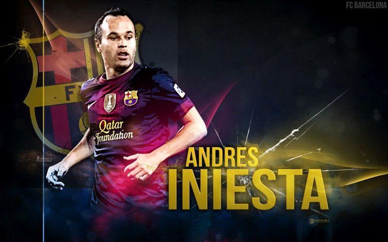 17688 - ¿Cuánto sabes de Andrés Iniesta?