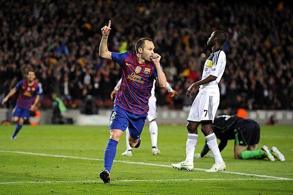 ¿Cuántos goles lleva Iniesta con el FC Barcelona (contando el FC Barcelona