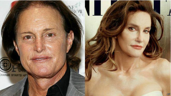 ¿Cual es el nombre actual de Bruce Jenner?