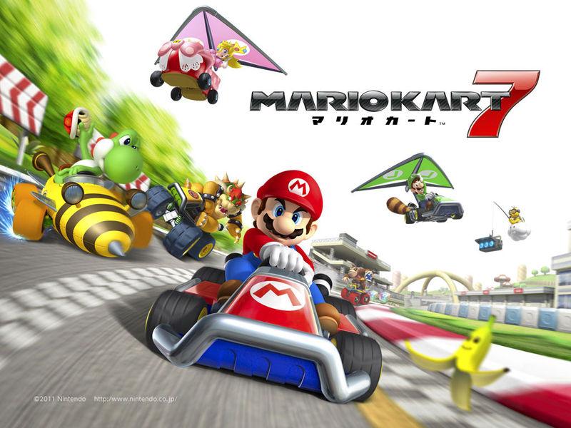 ¿Qué personaje de los siguientes no es jugable en Mario Kart 7?