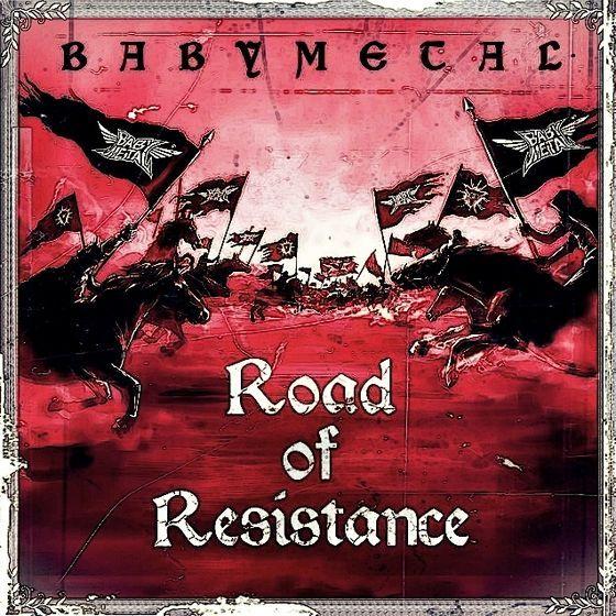 ¿Qué famoso grupo colaboró con BABYMETAL en la canción Road of Resistance