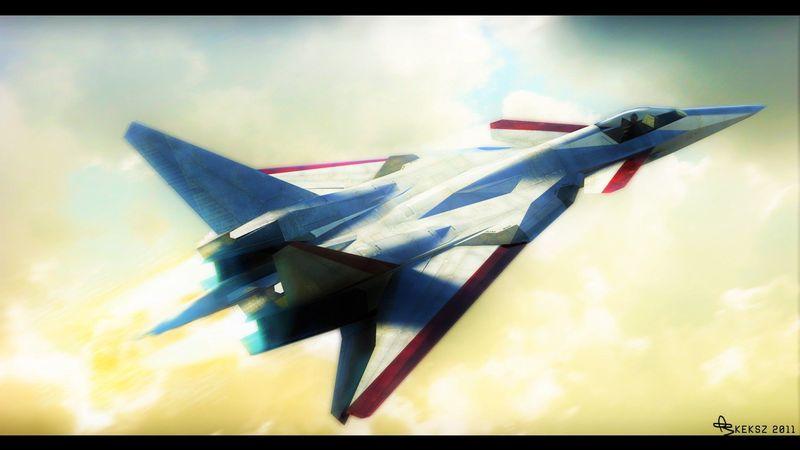 En Ace Combat 6 hay un caza que para conseguirlo hay que pasarse la campaña en nivel de dificultad Experto.¿Qué caza es?