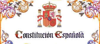 ¿En qué año se aprobó la Constitución española actual?