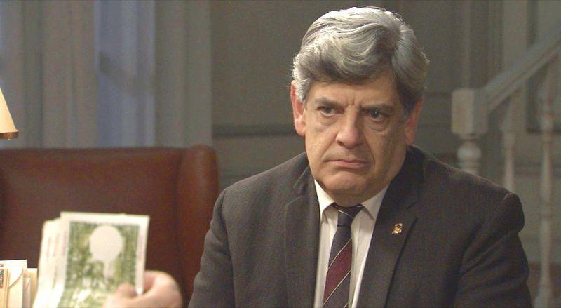 ¿En qué comisaría estaba destinado el comisario Parrado antes de ser asesinado?