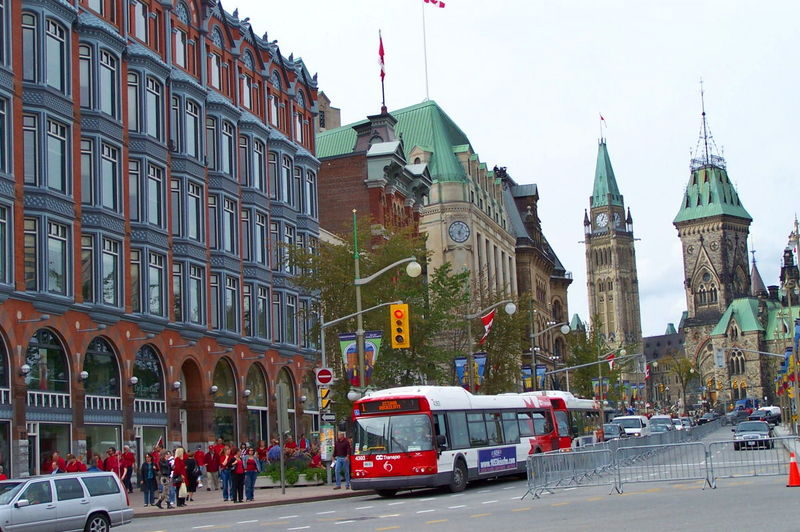 Volamos a Ottawa ¿Sabes dónde se encuentra esta ciudad?