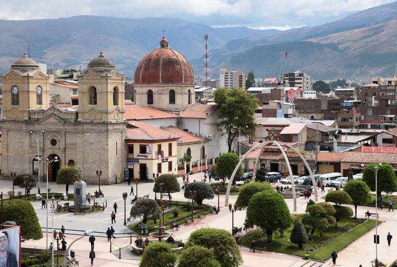 Llegamos a Huancayo ¿Sabes dónde se sitúa?