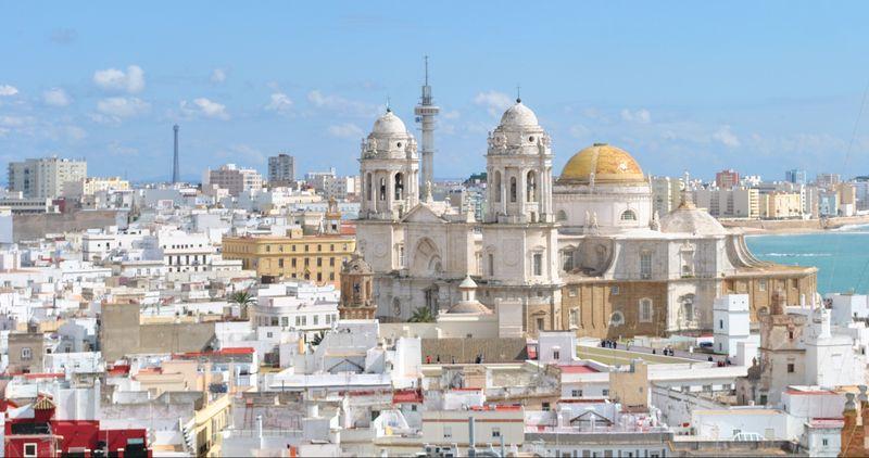 Llegamos a Cádiz, Adivina dónde se sitúa: