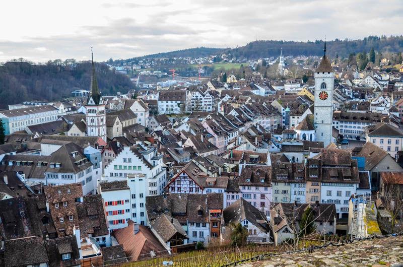 Seguramente habrás oido de Zurich ¿Cúal de los siguentes países son correctas?