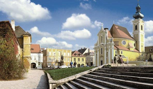 Transladamos a Győr, ¿Dónde se ubica la ciudad?