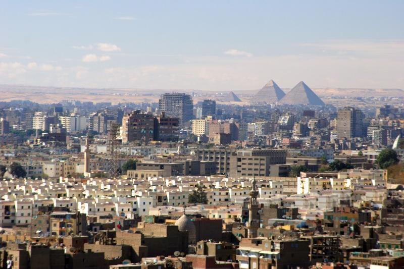 Empezamos por El Cairo, ¿Sabes dónde se sitúa?