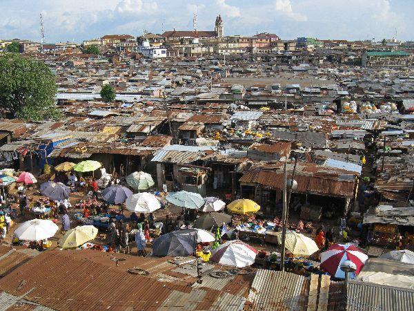 Ahora trasladamos a Kumasi, ¿Sabes dónde se encuentra?