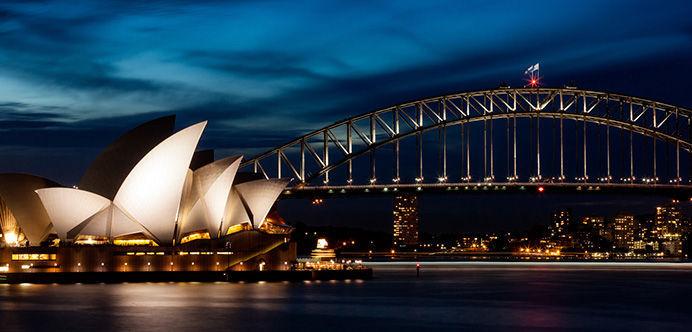 Bueno, ya hemos llegado a Oceania, empezamos por Sidney, ¿Dónde pertenece esta ciudad?