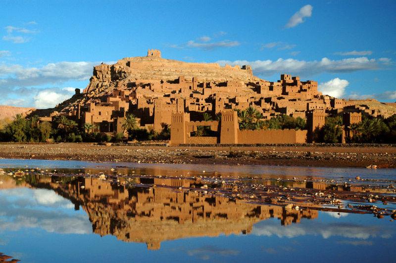 Volamos a Ouarzazate, ¿Dónde se ubica la ciudad?