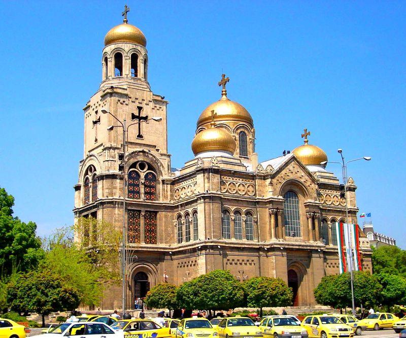 Ahora conducimos a Varna ¿A qué país pertenece esta ciudad?