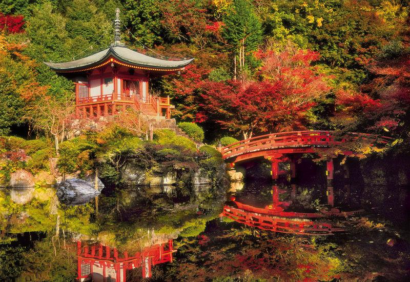 Llegamos a Asia y después desplazamos a Europa, y empezamos por Kioto, la más sencilla ¿Sabes donde se sitúa?