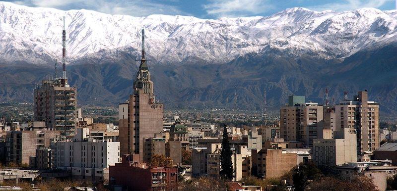 Vamos a Ciudad de Mendoza, ¿Sabes dónde se encuentra esta ciudad?