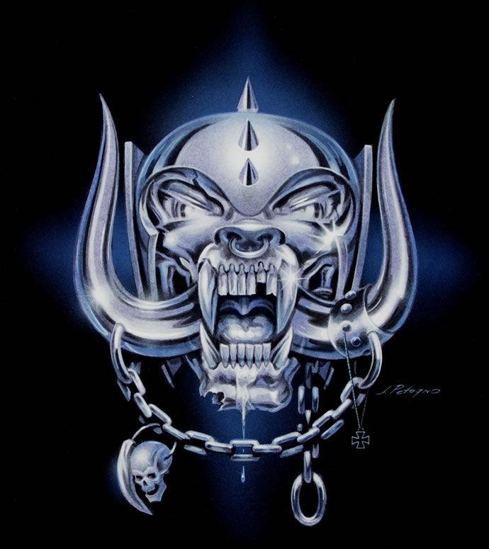 ¿Cómo se llama la famosa criatura que sirve de logo a Motörhead?