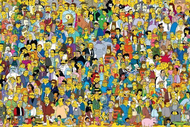 18042 - ¿Reconoces a estos personajes secundarios de Los Simpsons?