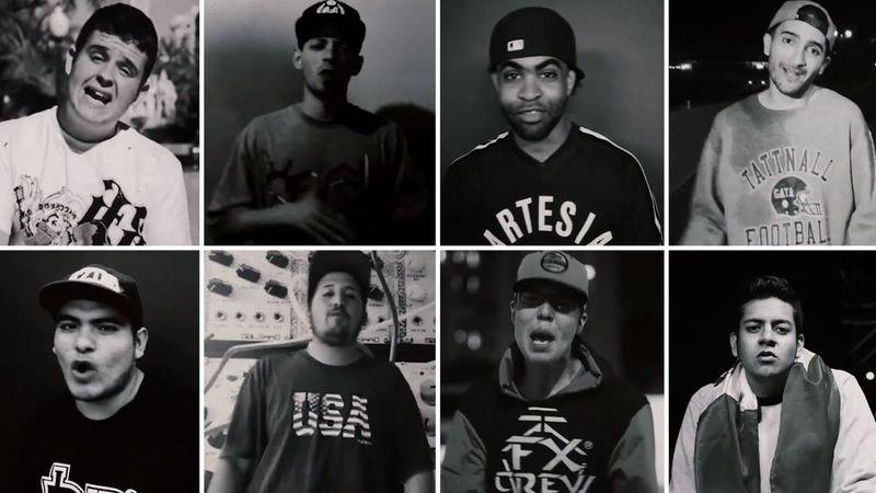 18051 - ¿Te gustan las batallas de rap?