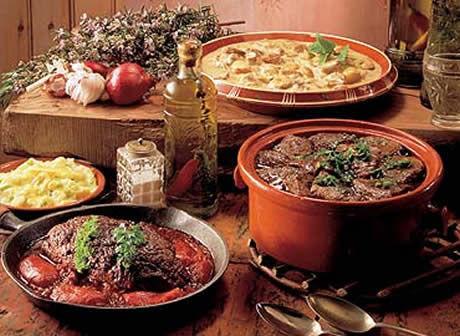17170 - Gastronomía del mundo. Hoy: España y Portugal