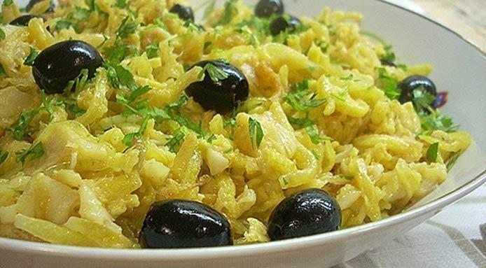 ¿Qué pescado es considerado el rey de la cocina portuguesa?