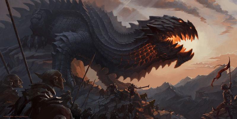 ¿Quién fue el primer dragón?