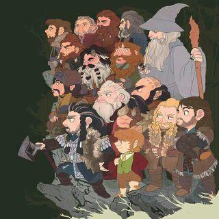 ¿Cuáles de los enanos de la compañía de Thorin murieron en la Batalla de los Cinco Ejércitos?