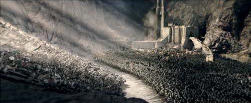 ¿Cuántos elfos hubieron  en la batalla del Abismo de Helm?