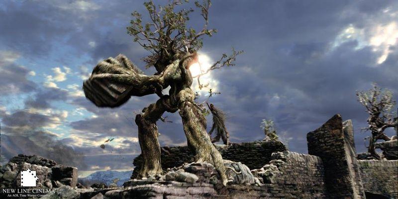 ¿En qué lugar los Hobbits le dicen a Bárbol que pueden haber Entes-mujeres?