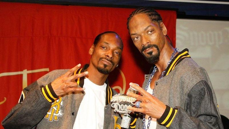 ¿Cuál de los dos es el verdadero Snoop Dogg?